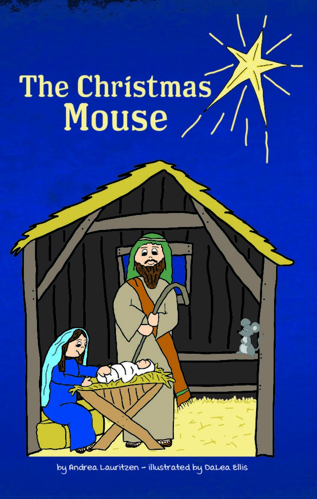 The Christmas Mouse Front Cover 1