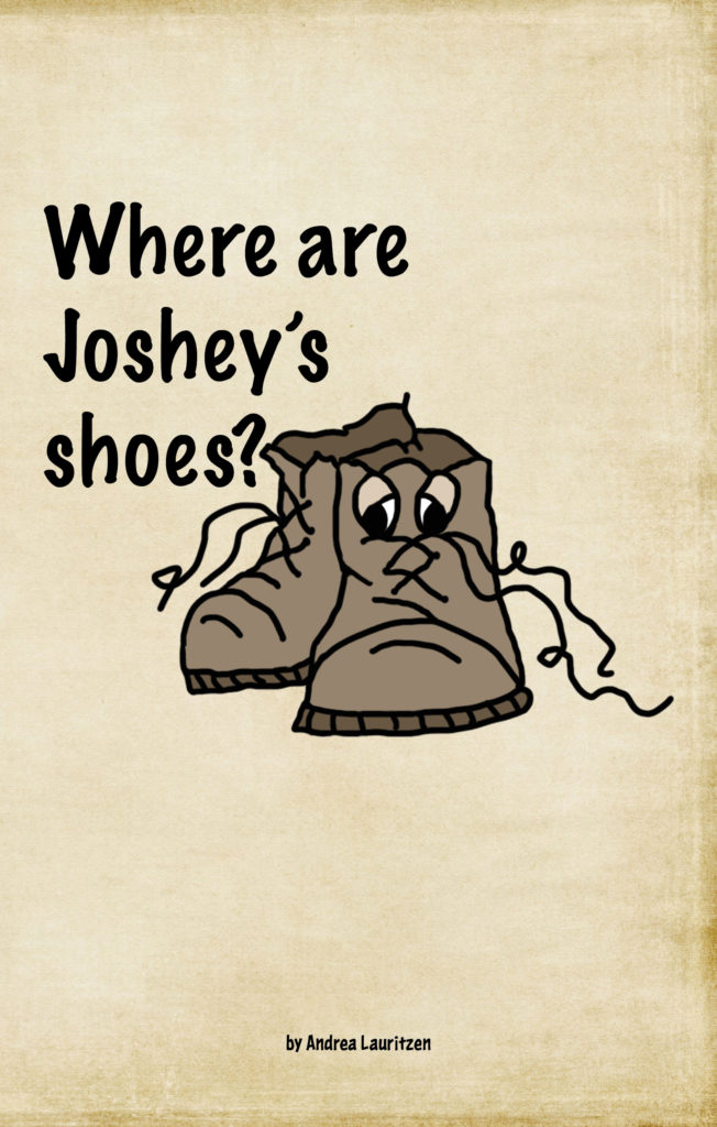 Where are Josheys shoes frontCover 1