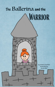 The Ballerina and the Warrior Cover Kindle