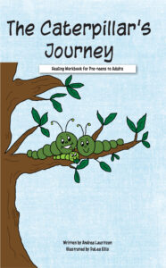 The Caterpillars Journey Workbook Cover Kindle